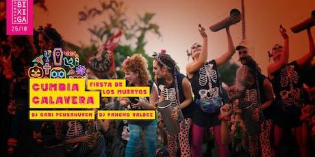 25/10 - FIESTA DE LOS MUERTOS | CUMBIA CALAVERA NO ESTÚDIO BIXIGA ingressos