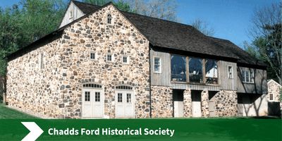 10/24 - Taxes in Retirement Seminar - Chadds Ford Historical Society