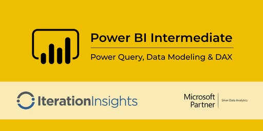 HANDS DOWN THE BEST Power BI Intermediate Power Query, Data Modeling and DAX - Calgary 2 Day