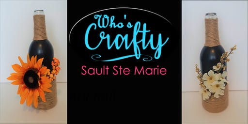 Who's Crafty SSM - Create your own bottle - Soo Blaster