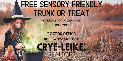 Free Sensory Friendly Trunk or Treat