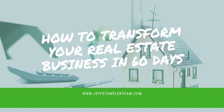 Transform Your Business in 60 Days tickets