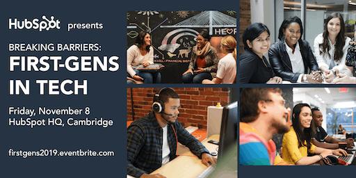 Breaking Barriers: First-Gens in Tech