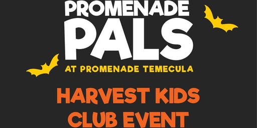 Harvest Kids Club Event