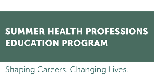 Summer Health Professions Education Program ( SHPEP) Career Fair