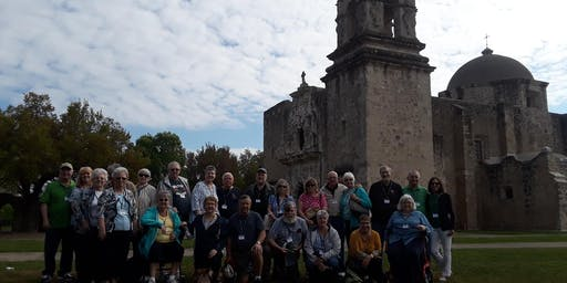 Yanaguana Mission Tour - Private Tafolla  Tour