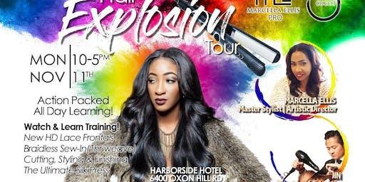 HAIR EXPLOSION TOUR