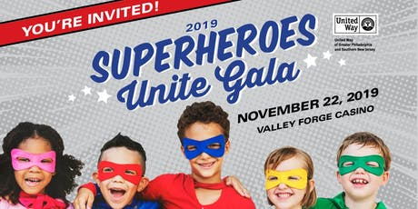 Superheroes Unite Gala tickets