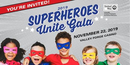 Superheroes Unite Gala