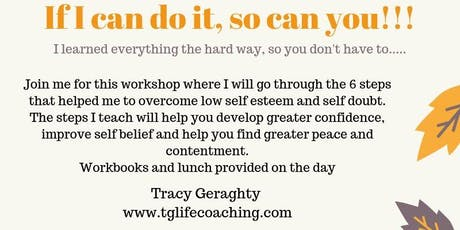 IF I CAN DO IT, SO CAN YOU!!! tickets
