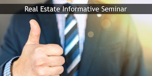 Real Estate Career - Seminar