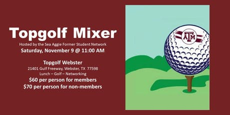 SAFSN Top Golf Outing tickets