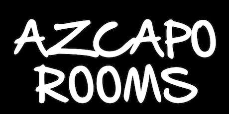 AzcapoRooms 2019 entradas