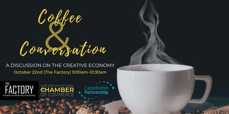 Coffee & Conversation: A Panel Discussion on Cape Breton's Creative Economy tickets