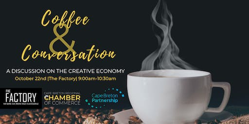 Coffee & Conversation: A Panel Discussion on Cape Breton's Creative Economy