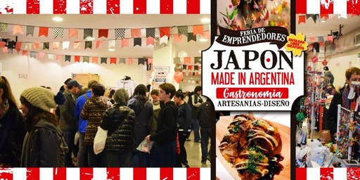 Feria de emprendedores Japón Made in Argentina