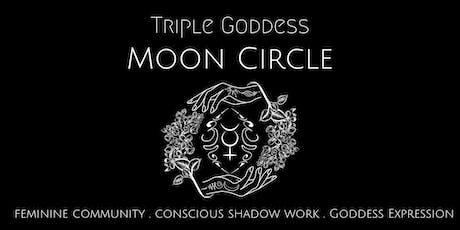 Triple Goddess Moon Circle tickets