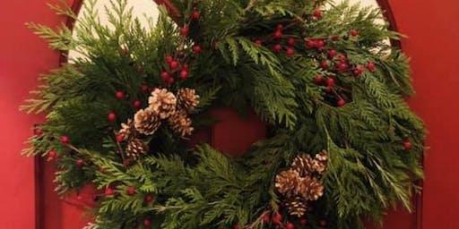 Cedar Wreath Making Workshop