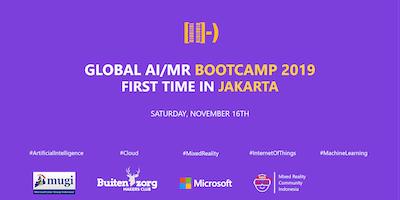 Global AI/MR Bootcamp - Jakarta, Indonesia