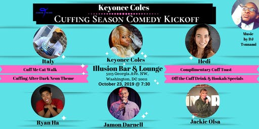 Cuffing Season Comedy Kickoff