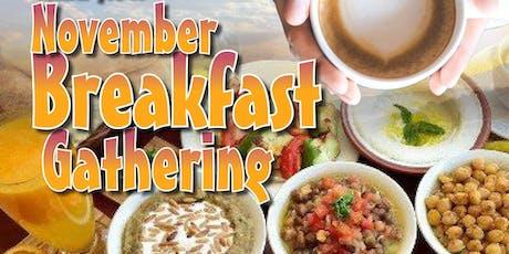 St. Sahag and St. Mesrob Armenian Saturday School November Breakfast tickets