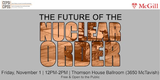 The Future of the Nuclear Order