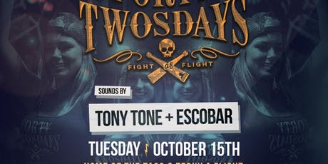 Forty-Twosdays with Tony Tone and Escobar at El Chingon Free Guestlist - 10/15/2019 tickets