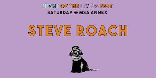 Steve Roach (Night of the Living Fest)