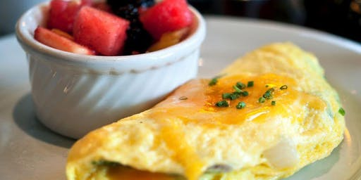 Join The Omelette Man:  Learn about Credit & Your Buyers