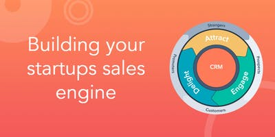 Building your Startups Sales Engine