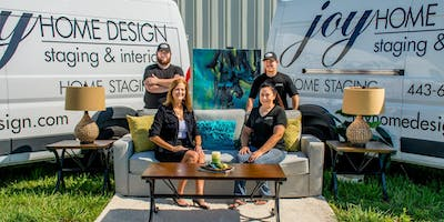Joy Home Design Open House / Happy Hour