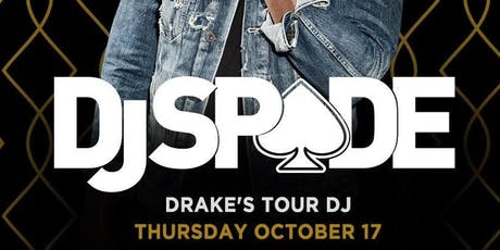 DJ Spade @ Noto Philly Oct 17 tickets