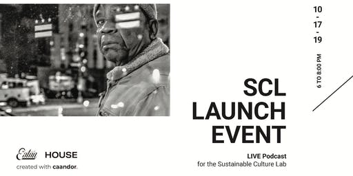 The Sustainable Culture Lab Launch