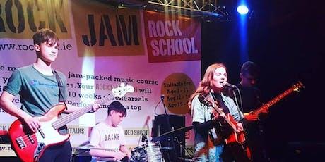 Rockjam Live XVIII South tickets