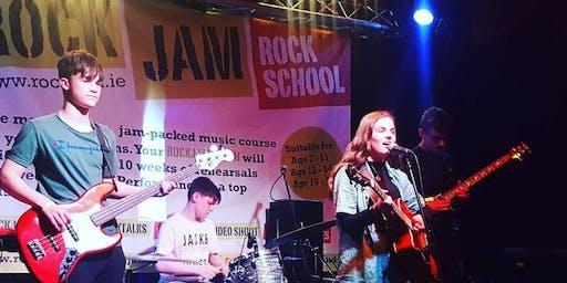 Rockjam Live XVIII South