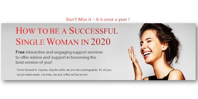 How to be a SUCCESSFUL SINGLE WOMAN in 2020