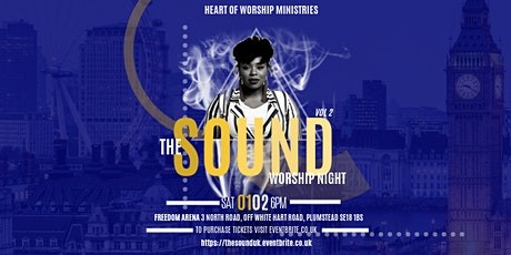 The Sound - Heart Of Worship VOL 2 tickets
