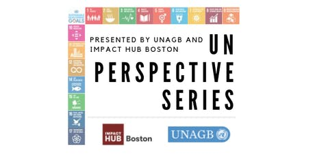 U.N. Perspective Series: Good Health and Wellbeing tickets