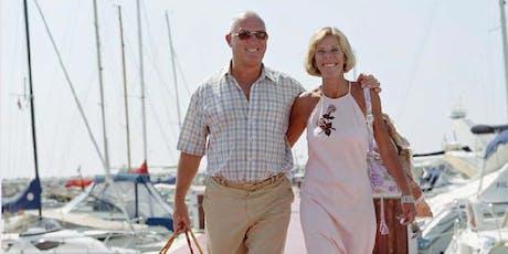 ¿Cómo tienes pensado financiar tu estilo de vida durante la  jubilación? tickets