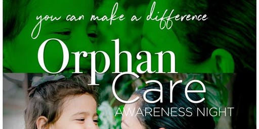 Orphan Care Awareness Night