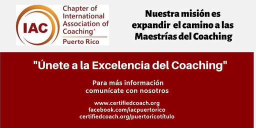 Puerto Rico le da la Bienvenida a la International Association of Coaching