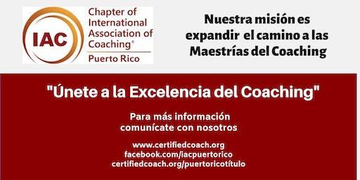 Puerto Rico le da la Bienvenida a la International Association of Coaching