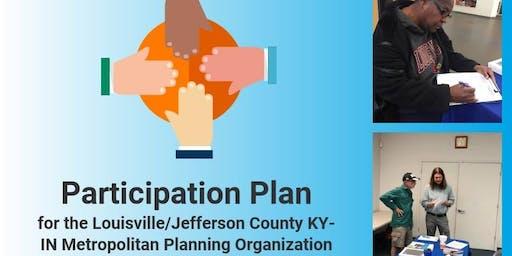 Participation Plan Update Public Meeting