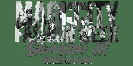 MCFW Season III: Black Designer Showcase tickets