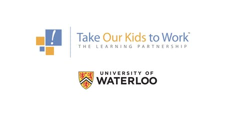 Take Our Kids to Work at the University of Waterloo tickets