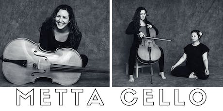 METTA Yin Yoga CELLO tickets