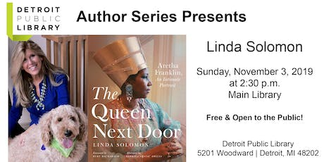 DPL Author Series Presents: Linda Solomon tickets