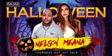 Halloween Night w/ DJ MEANA & DJ NELSON tickets