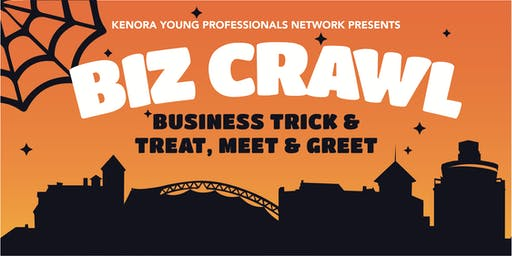 YPN BIZ Crawl: Trick & Treat, Meet & Greet