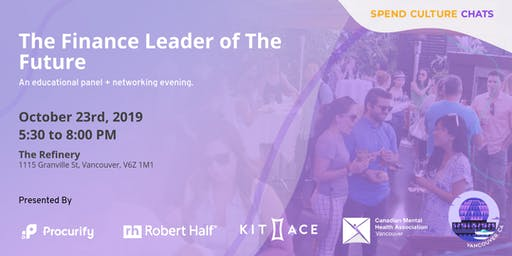 Spend Culture Chats: The Finance Leader of the Future (CPD Credit Eligible)